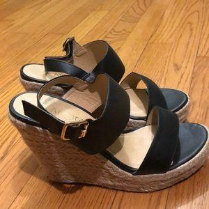 bc17be76496 Shoes   Aldo Sexy Cork Platform Sandals   Poshmark